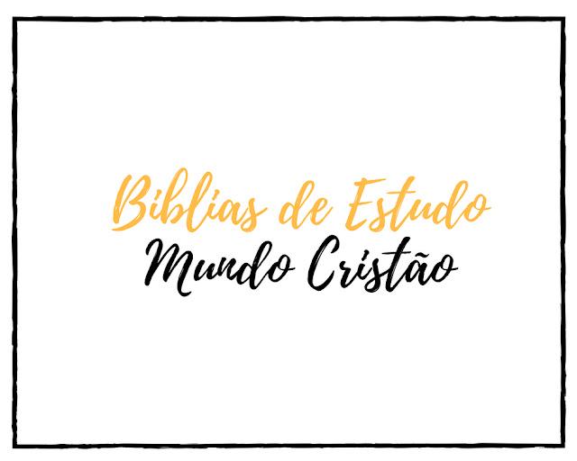 A mais completa e abrangente Bíblia de Estudo em língua portuguesa chega às livrarias