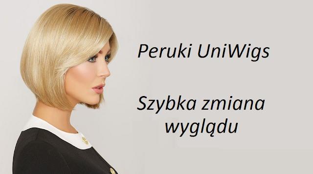 Peruki UniWigs- szybka zmiana wyglądu