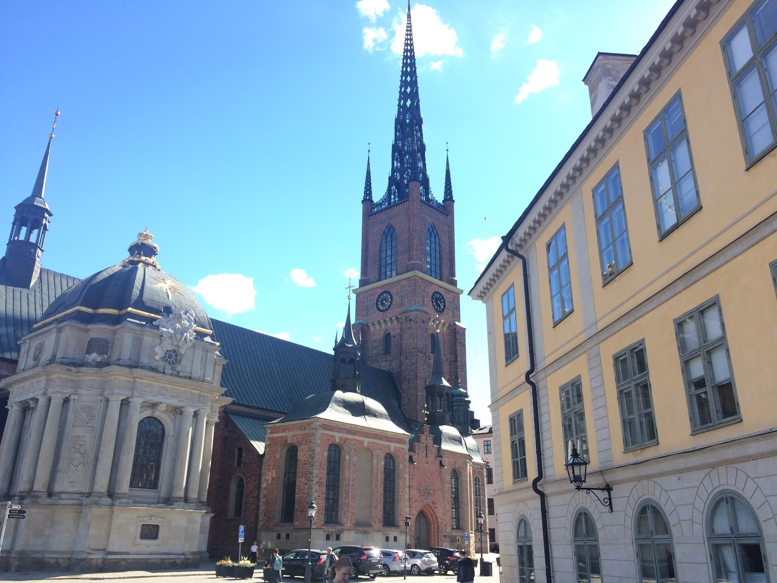 Picture of Riddarholmskyrkan