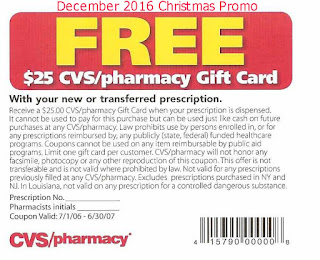 Cvs Pharmacy coupons december 2016