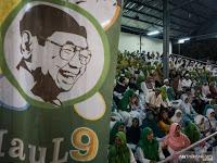 Haul ke 9 Gus Dur di Solo Dihadiri Puluhan Ribu Orang