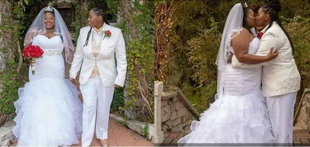 Nigerian School Teacher Relocates To South Africa To Marry Her Lesbian Lover Because Of Nigeria Law