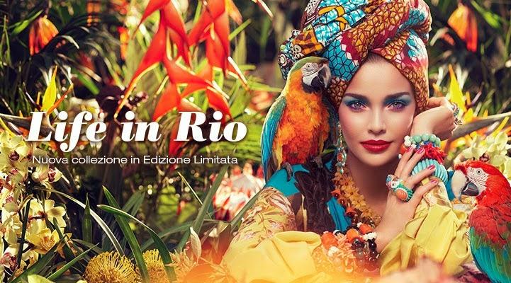 Collection sun show Kiko Life in Rio