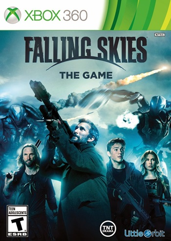 Falling Skies The Game Xbox 360 Español NTSC/U