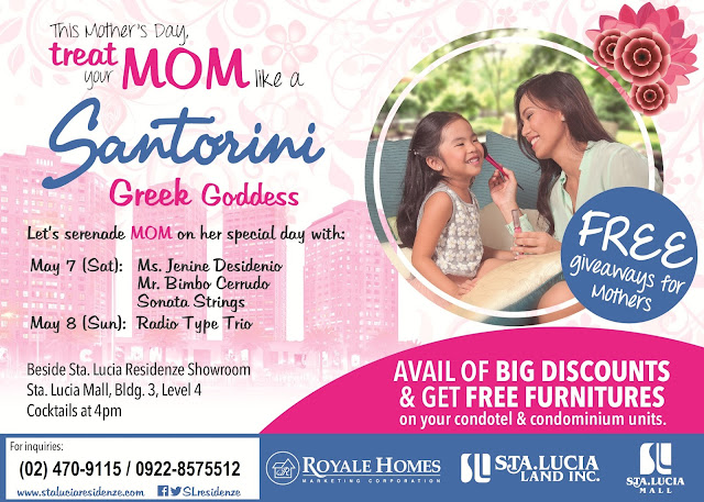 Mother's Day Special with Santorini Condotel