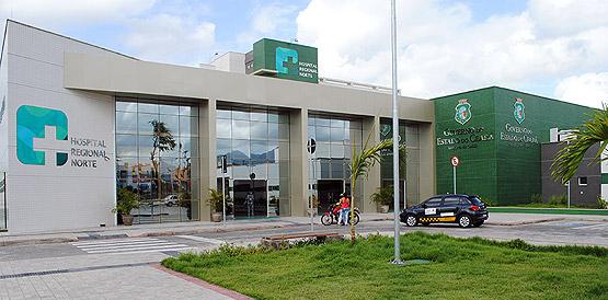 TERROR EM SOBRAL: BANDIDOS ATACAM O HOSPITAL REGIONAL NORTE (HRN)