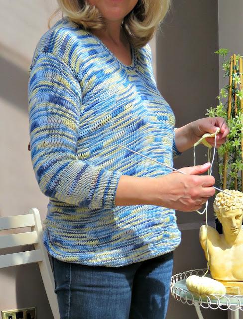 Costa Brava Knitting: Sloppy Joe Sweater ...