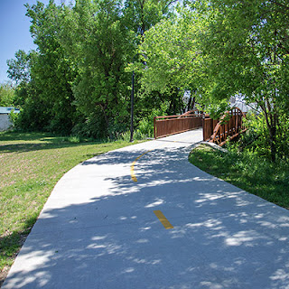 ACEC Recognizes Garver for Frisco Multi-Use Trail Design