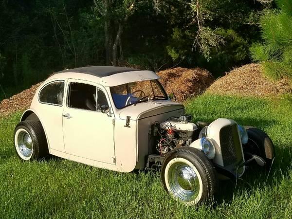 Ratrod Classic, 1966 Volkswagen Bug