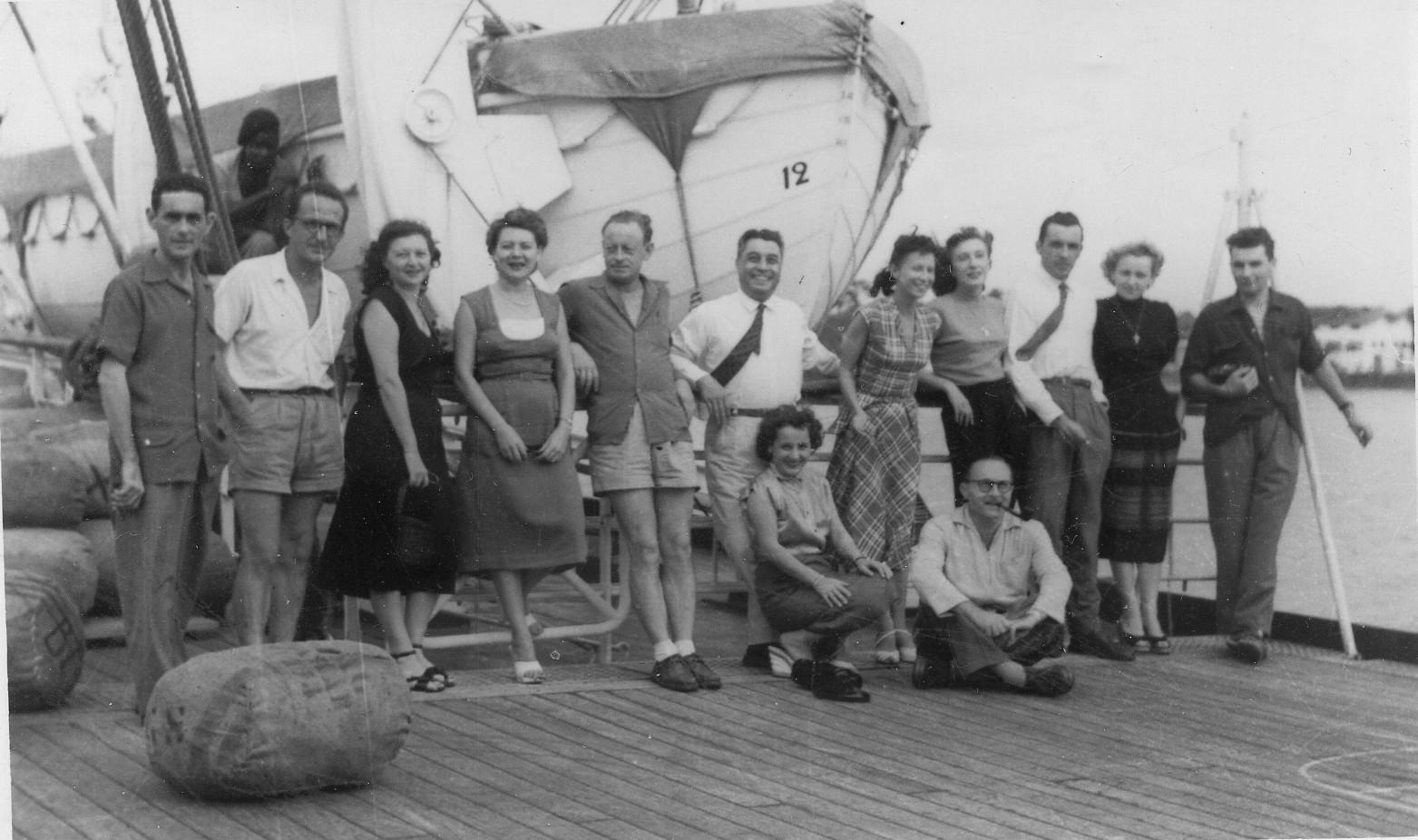 abidjanais  abidjan  janvier 1950