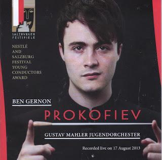 Ben Gernon - Prokoviev Symphony no. 5 - Salzburg Festival