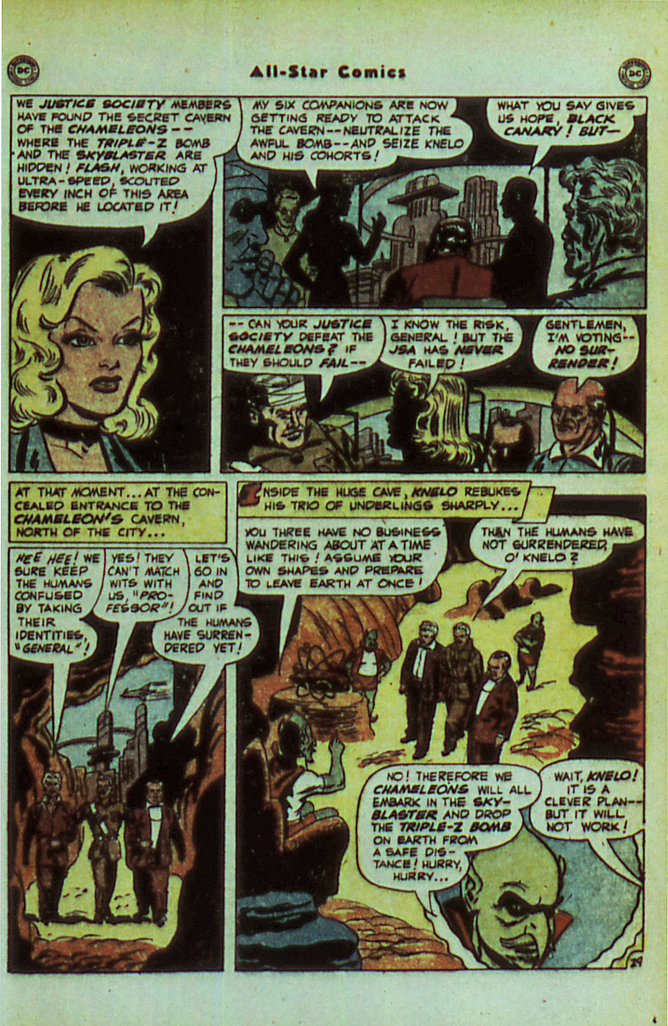 Read online All-Star Comics comic -  Issue #56 - 37