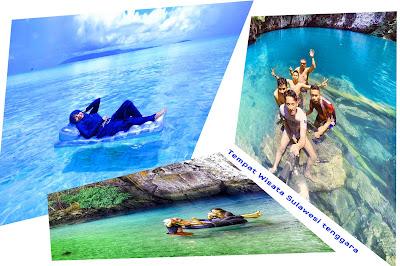 9 Tempat Wisata Sulawesi Tenggara Pesona Indonesia Bagian Timur