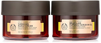 The Body Shop Spa of The World Blissful Ritual Premium Collection Gift Set $31 (reg $45)