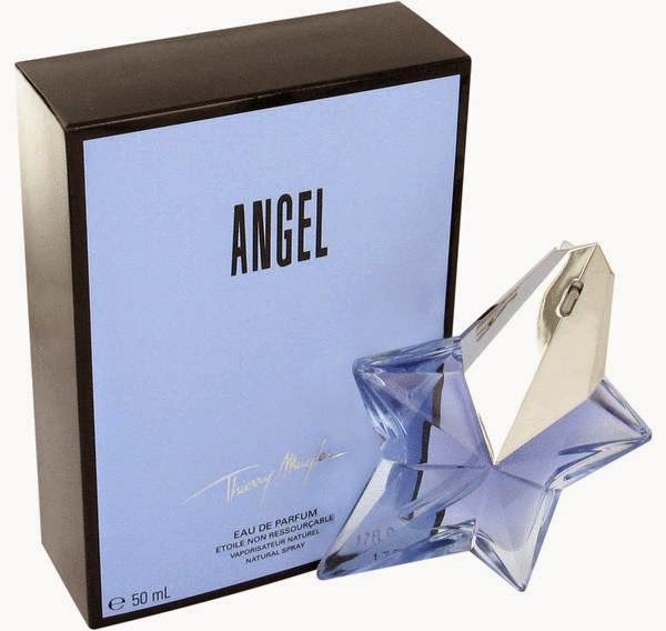Fleur De Zuanshi Thierry Mugler Angel 1992