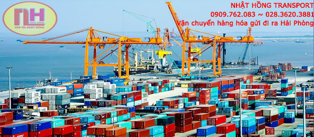 Chuyển xe máy về Hải Phòng từ Sài Gòn