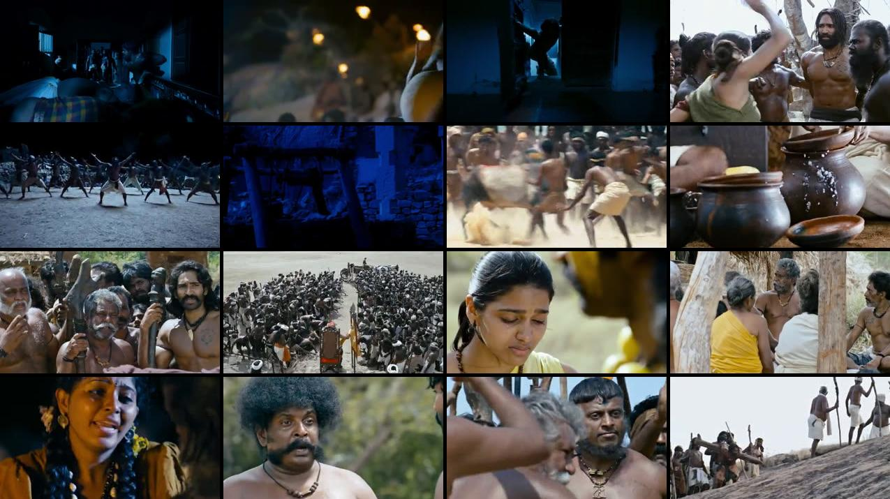 Aravaan 2012 Dual Audio Hindi HDRip 720p 500MB Screenshot
