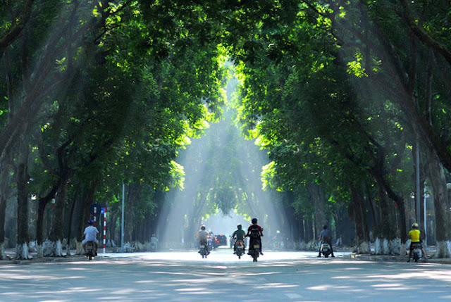 Best Places for Photograph in Hanoi
