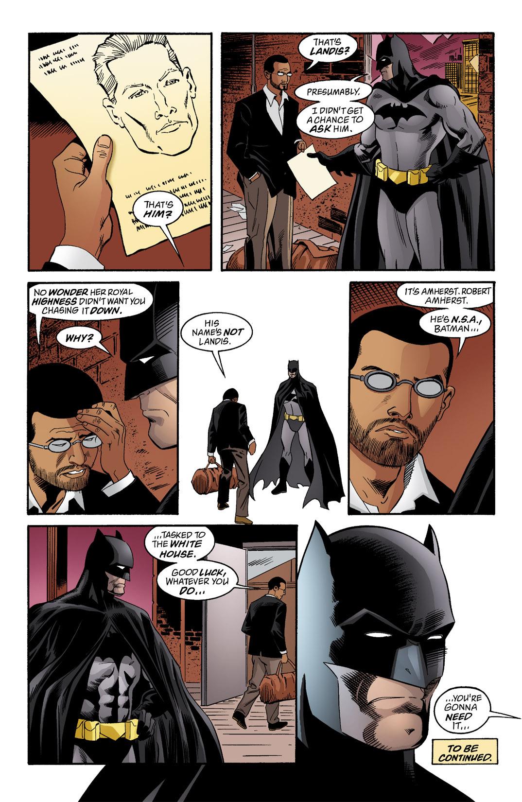 Detective Comics (1937) 771 Page 22