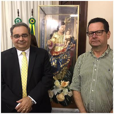 Blog de Currais Novos: Carlson Gomes junto prefeito Álvaro Dias ...