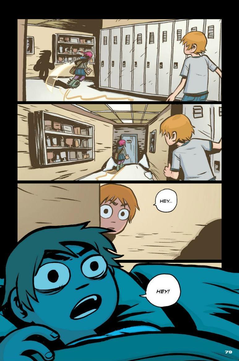 Read online Scott Pilgrim comic -  Issue #1 - 72