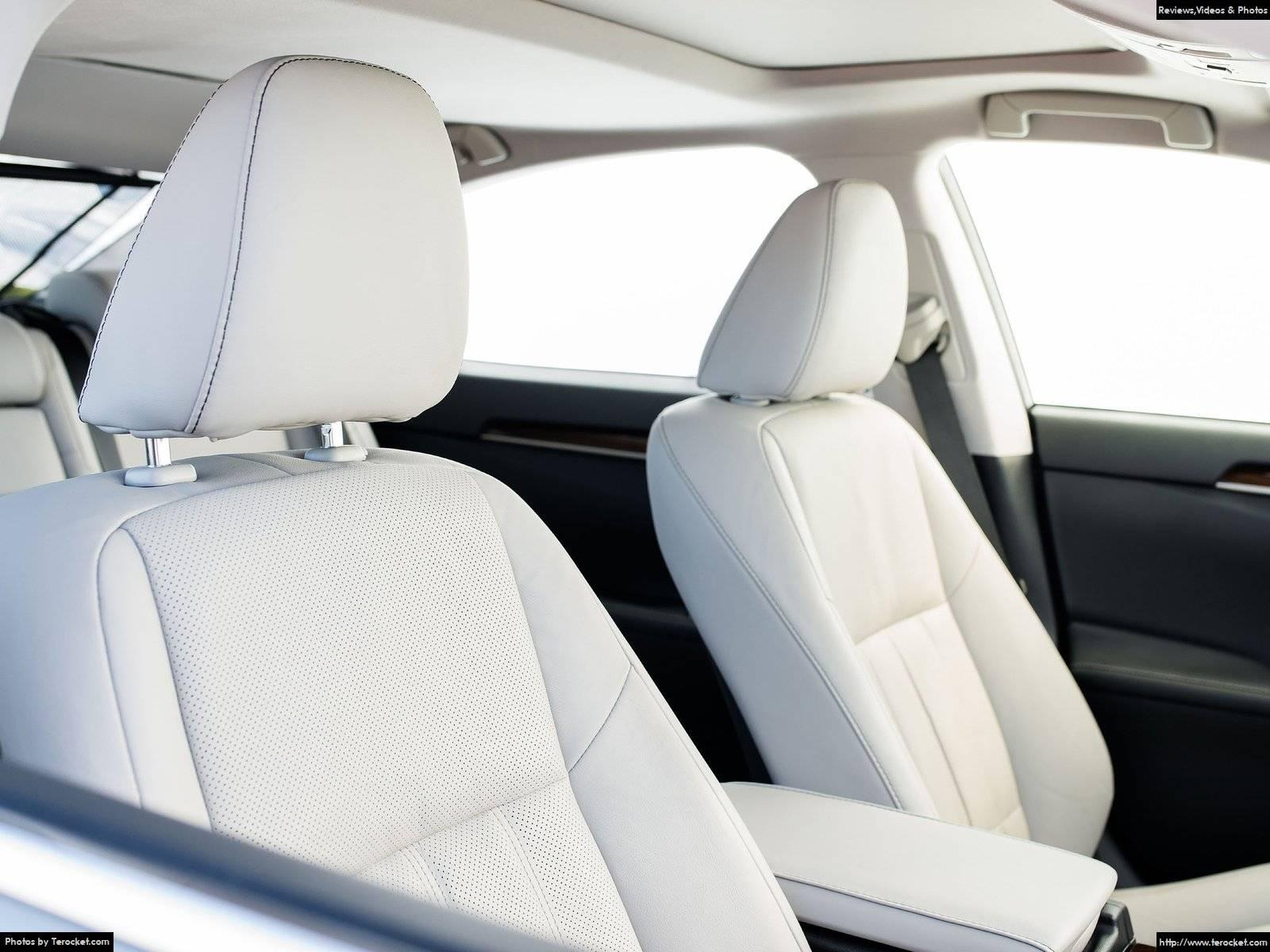 Đánh giá xe Lexus ES350 2016