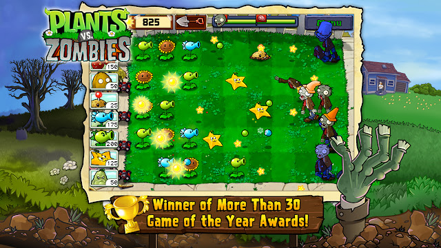 plants vs zombies hile apk indir