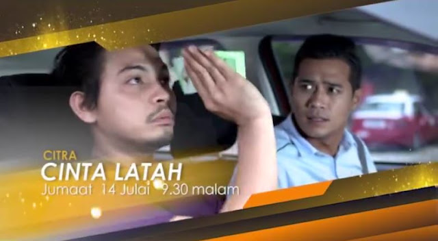 Cinta Latah Lakonan Izzue Islam, Amar Asyraf Dan Izreen Azminda