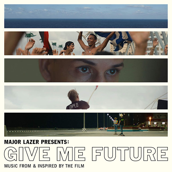 Major Lazer - Major Lazer Presents: Give Me Future (Music From & Inspired by the Film) Cover