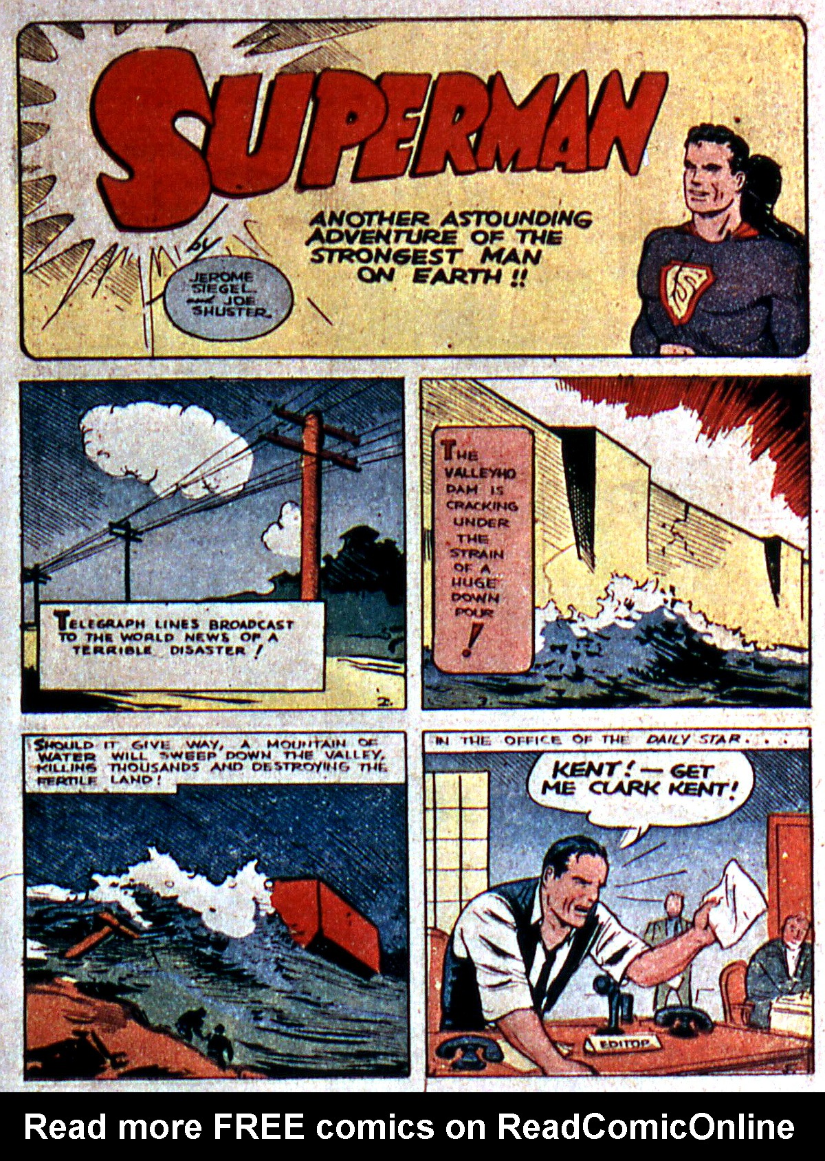 Read online Action Comics (1938) comic -  Issue #5 - 3