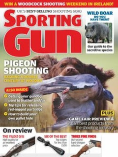 Sporting Gun Edisi Agustus 2015