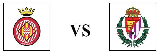 เว็บบอล วิเคราะห์บอล ลา ลีกา สเปน ระหว่าง กิโรน่า vs เรอัล บายาโดลิด
