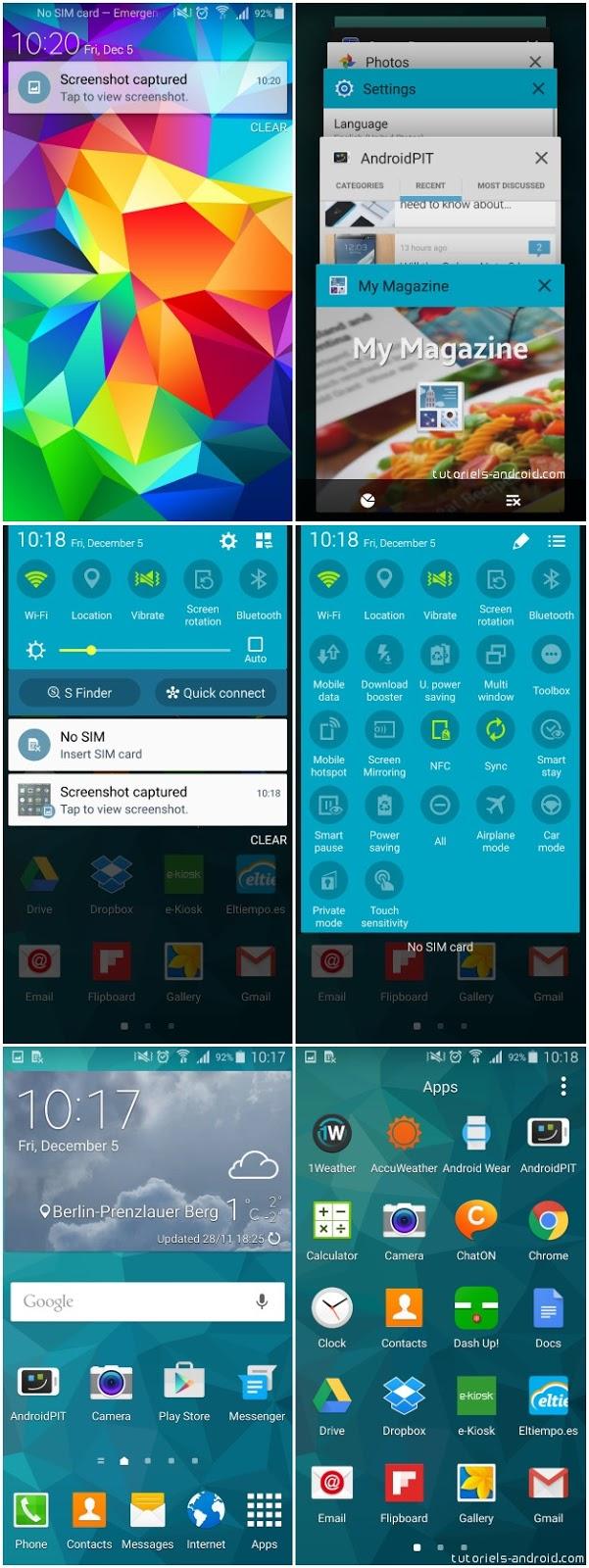 G900FXXU1BNL7 Android 5.0