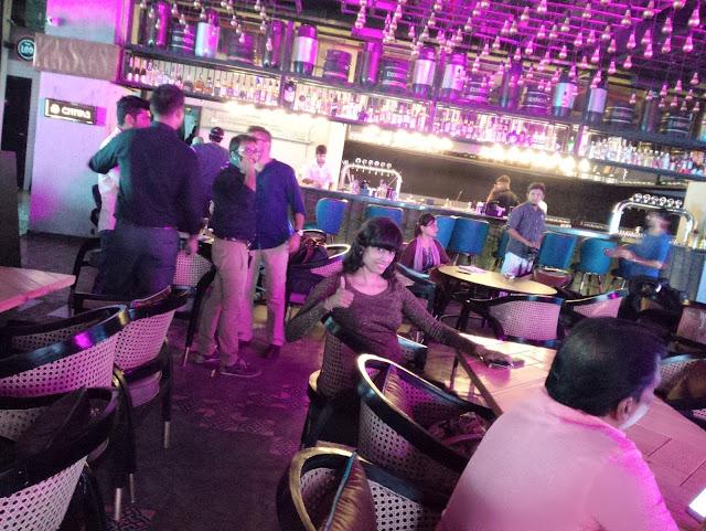 Kaama Lounge , Lower Parel , Dipty Gharat