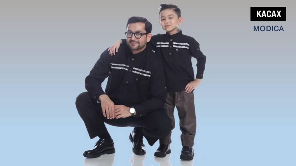 kacak modika sedondon ayah + anak
