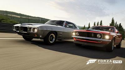 تجربة لعبة Forza Motorsport 6