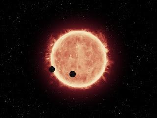 """Két """"lakható"""" bolygó is kering egy közeli vörös törpe körül"""