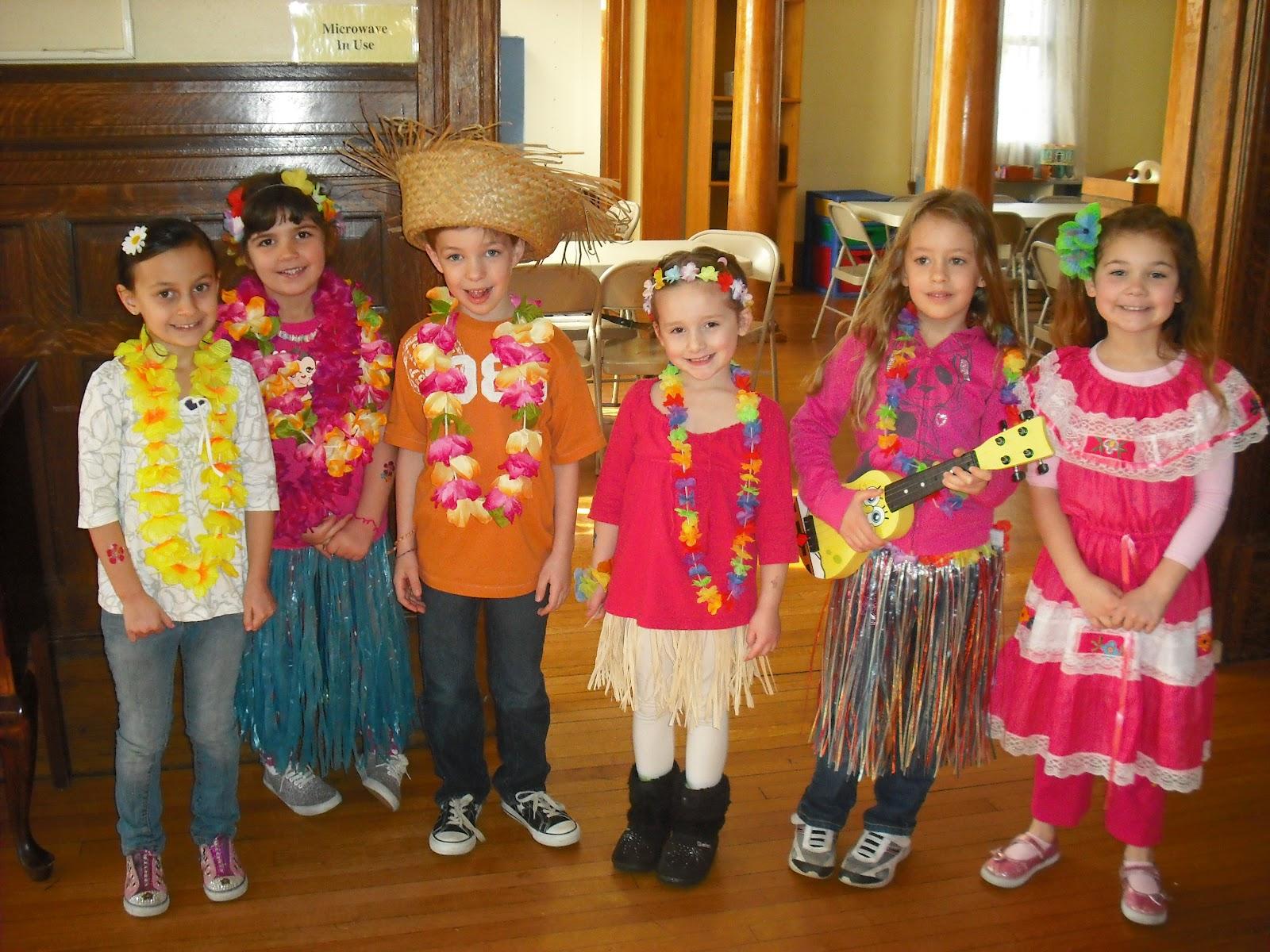 Antioch School News Spirit Week