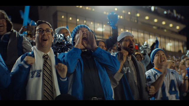 """Sports Fans Unite in Toyota's Super Bowl Commercial """"One Team"""""""