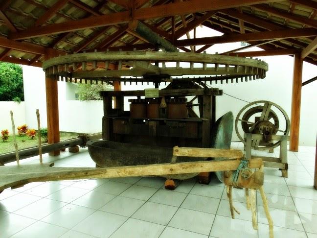 Moinho no Museu Histórico de São José