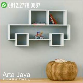 Contoh Desain Rak Dinding Buku Di Tembok Wa 0812 2778 0887