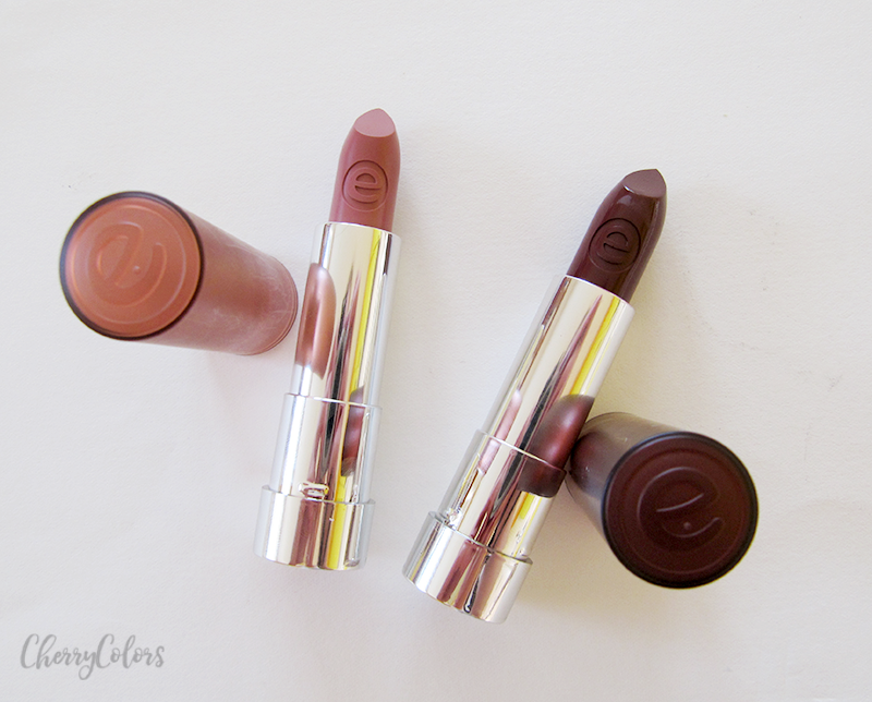 ESSENCE MATT MATT MATT LIPSTICKS
