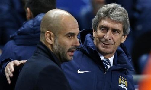 Pellegrini tin tưởng Pep có thể giúp cho Man City đạt được thành công
