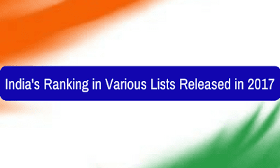 india's rank
