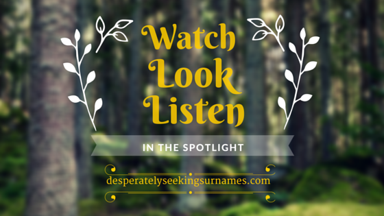 Watch Look Listen - In the Spotlight for September