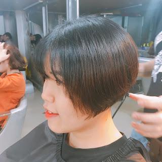 Bằng chứng cắt tóc ngắn Tomboy đẹp bất kể gương mặt Vuông / Tròn / Tam Giác