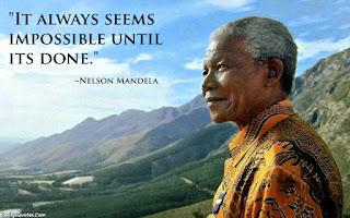 NELSON MANDELA DAN SIPIR PENJARA