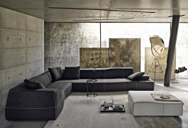 B Italia Bend Sofa Design By Patricia Urquiola