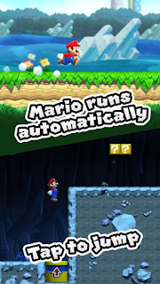 DOWNLOAD APK   GOOGLE PLAY    Description: Super Mario Run v2.1.0 [Unlocked] APK Free Download.  A new reasonably Mario game that you just will play with one hand.  You management Mario by sound as he perpetually runs forward. You time your faucets to drag off trendy jumps, point spins, and wall jumps to collect coins and reach the goal!  Super Mario Run will be downloaded at no cost and when you get the sport, you'll be ready to play all the modes with no extra payment needed. you'll undertake all 3 modes before purchase: World Tour, Toad Rally, and Kingdom Builder.  ■World Tour Run and jump with style to rescue Princess Peach from Bowser's clutches!  Travel through plains, caverns, ghost houses, airships, castles, and more...  To reach Bowser's Castle, clear the 24 courses located across 6 worlds. There are many ways to enjoy the courses, such as collecting the 3 different types of colored coins or by competing for the highest score against your friends. You can try courses 1-1 to 1-4 for free.  ■Toad Rally Show off Mario's stylish moves, compete against your friends, and challenge people from all over the world.  A challenge mode where the competition differs each time you play. Compete against the stylish moves of other players for the highest score as you gather coins and get cheered on by a crowd of Toads. Fill the gauge with stylish moves to enter Coin Rush Mode to get more coins. If you win the rally, the cheering Toads will come live in your kingdom, and your kingdom will grow.   ■Kingdom Builder Gather coins and Toads to build your very own kingdom.  Combine different buildings and decorations to create your own unique kingdom. There are over 100 kinds of items in the Kingdom Builder mode. If you get more Toads in Toad Rally, the number of buildings and decorations available will increase. With the help of the friendly Toads you can gradually build up your kingdom.  ■What You Can Do After Purchasing All Worlds  ・ All courses in World Tour are playable You can play all 24 courses over all 6 worlds. Why not try out the bigger challenges and thrills available in all courses?  ・ More playable characters If you complete course 6-4 to rescue Peach, and build homes for Luigi, Yoshi, and Toadette in Kingdom Builder, you can get them to join your adventures as playable characters. They play differently to Mario, so why not put their special characteristics to good use in World Tour and Toad Rally?  ・ More courses in Toad Rally The types of courses available in Toad Rally will increase to seven different types of courses, expanding the fun! In the new additions, Purple and Yellow Toads may also come to cheer for you.  ・ More buildings and decorations in Kingdom Builder The types of building available will increase, so you'll be able to make your kingdom even more lively. You can also place Rainbow Bridges to expand your kingdom.  *Internet connectivity required to play. knowledge charges could apply. SCREENSHOT'S            DOWNLOAD APK   GOOGLE PLAY