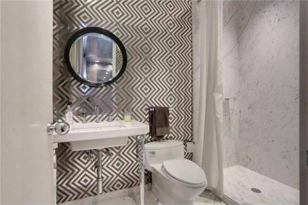 a casa incrivel de Lenny Kravitz 15 - As aparências enganam. Esta casa impressiona pelo seu interior.